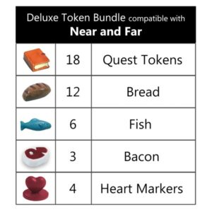 Near and Far Deluxe Tokens