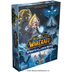 Pandemic Wrath of the Lich King