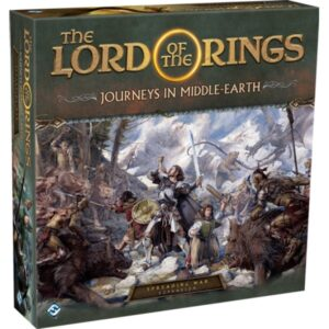 Lord of the Rings Journeys in Middle Earth Spreading War