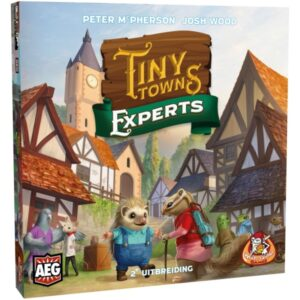 Tiny Towns Experts